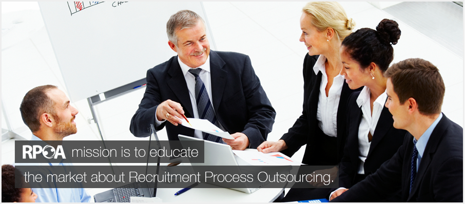 our mission is to educate the market about recruitment process outsourcing